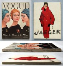 Vogue Magazine - 1956 - October